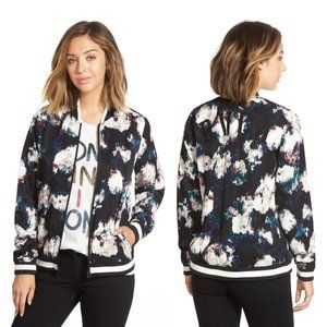 RVCA | 'The One' Jacket w/ Abstract Pattern Sz. XL